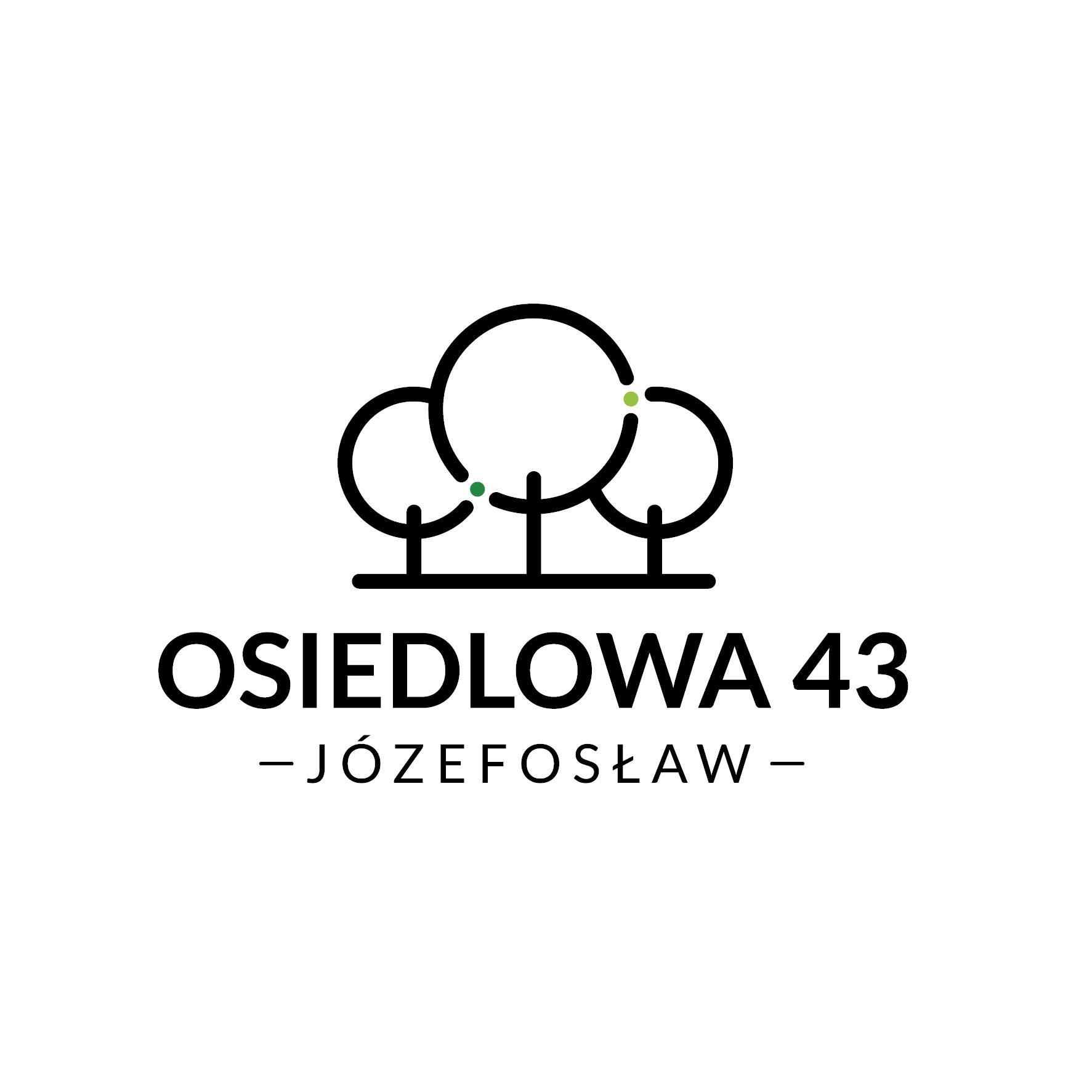 Nowoczesne domy - Osiedlowa 43